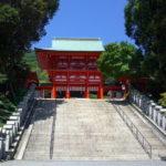 古都大津京跡に鎮座する、天智天皇を祀る神社 「近江神宮