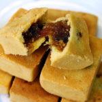 台湾みやげの王道「鳳梨酥」口に入れて噛んだ繊維感が心地いい
