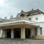 1941年、日本統治時代に建築された旧高雄駅舎(現:高雄鉄路地下化展示館)