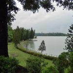 かつて、蒋介石総統の別荘地であった「澄清湖」なんと敷地面積は約375ヘクタール