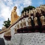 台湾四大仏教のひとつ「佛光山」高さ20mの阿弥陀仏が有名です。