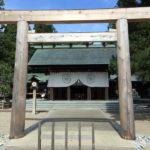 富山県高岡市にある「射水神社」祭神は瓊瓊杵尊(ににぎのみこと)