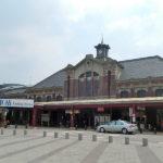 1917年日本統治時代の「台中駅」をそのまま残して橋上駅になった!