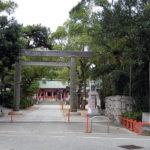 神戸三大神社のひとつでもあり、神戸七福神のひとつでもある「長田神社」