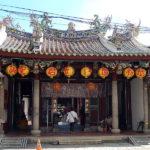 台湾における関帝廟の総本山「祀典武廟」創建の時期は17世紀中盤