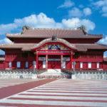 約500年にわたって琉球王国の城としてあり続けてた首里城正殿