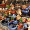 たくさんの陶器のお店がある「鶯歌陶瓷老街」陶芸体験もできるんです。