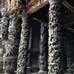 東方芸術の殿堂と称されるだけあって「三峡清水祖師廟」の彫刻はすごい!
