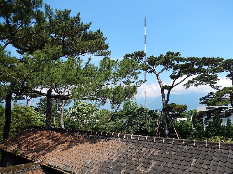 松園別館(旧宿舎)