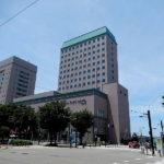 富山駅北口に落ち着いてリラックスできるホテルが。。。