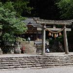 世界遺産「白川郷」にある神社がアニメの聖地だったとは!!