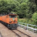 「黒部渓谷」トロッコ電車に乗って沿線車窓の旅を楽しんじゃお~