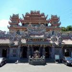 見ごたえ十分!!ご利益のある台湾最古の媽祖廟「関渡宮」