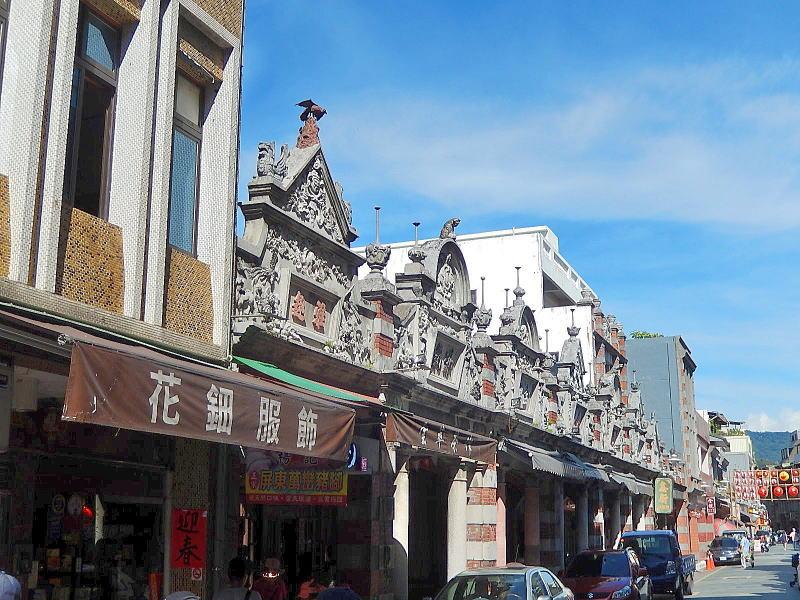 大渓老街 (2)