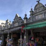 バロックの華麗な装飾と閩南伝統の装飾が特徴「大渓老街」
