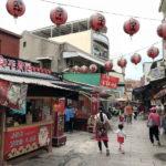 1670年頃からあった台南の商店街「安平老街」は台湾最古!!