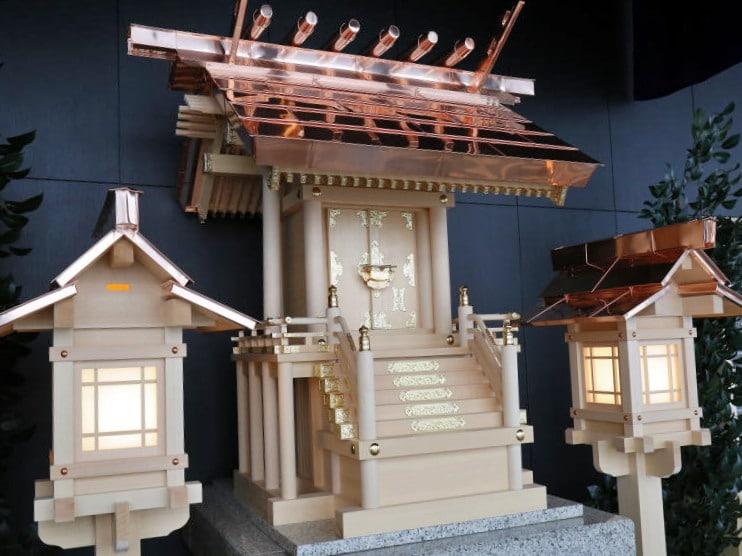 メインデッキ2階・タワー大神宮 (1)
