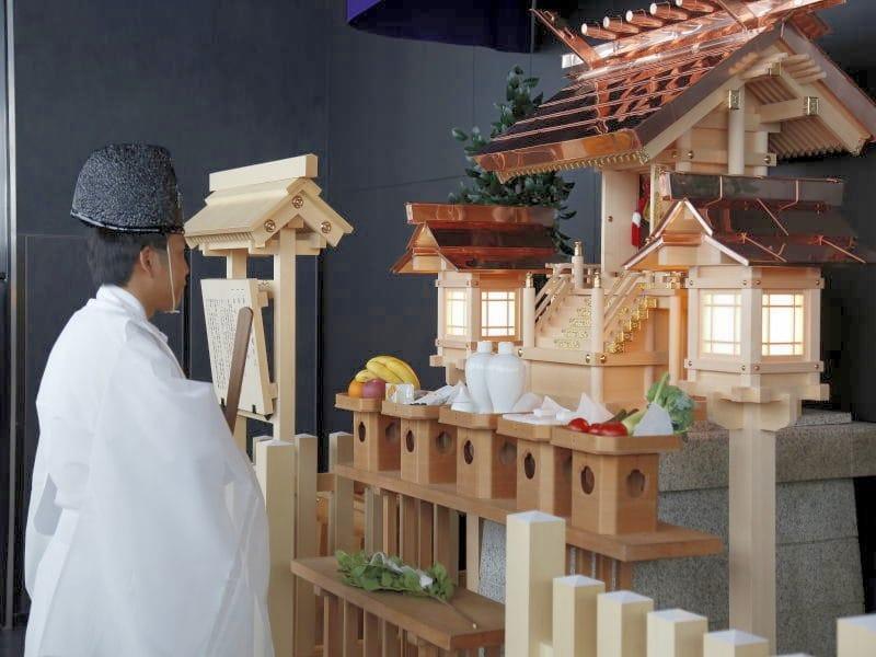 メインデッキ2階・タワー大神宮 (2)
