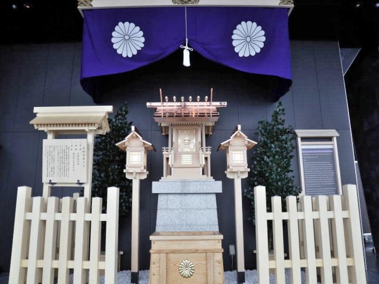 メインデッキ2階・タワー大神宮 (4)