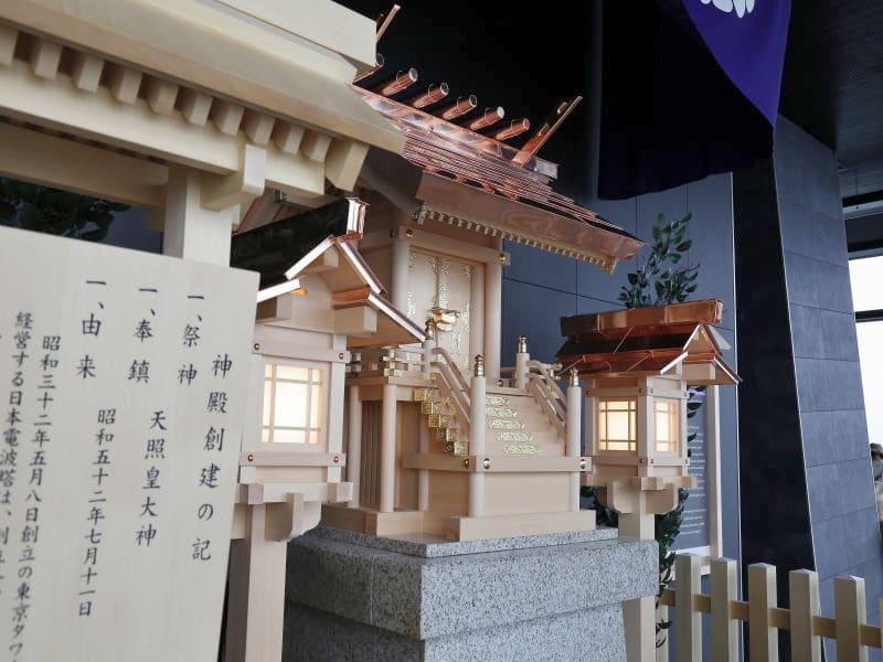 メインデッキ2階・タワー大神宮 (5)