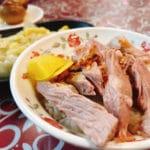 阿宏師火雞肉飯で鶏肉飯を食べよう