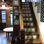 和製マジョリカタイルの世界を楽しむ 嘉義の台湾花磚博物館