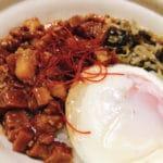 セブンイレブンで魯肉飯が発売中!「台湾風豚角煮丼」食べてみました